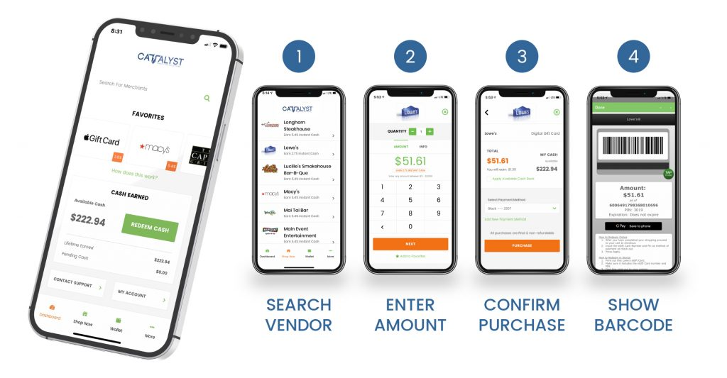 How To Use Shopping App